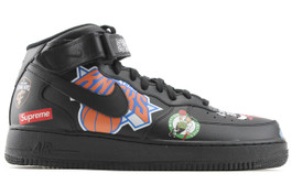 AIR FORCE 1 MID '07 / SUPREME (SIZE 10.5)