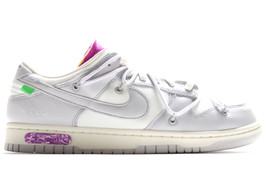 NIKE DUNK LOW OFF WHITE (LOT 3 OF 50)