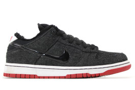 NIKE DUNK LOW PREMIUM SB LARRY PERKINS SAMPLE W/BIRD CHIRP (SIZE 9)