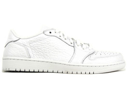 AIR JORDAN 1 RETRO LOW NS WHITE (SIZE 8.5)