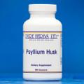 Pure Herbs: Psyllium Seed Husk - 200 Capsules, 350 mg.
