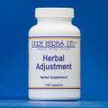Pure Herbs: Herbal Adjustment -  100 capsules