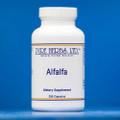 Pure Herbs: Alfalfa - 100 Capsules, 700 mg.