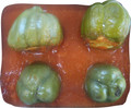 Stuffed Peppers (Vegetarian)