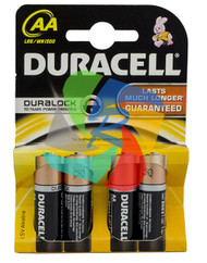 Duracell AA Basic - 20 pack (BT033)