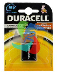 Duracell 9v Basic - 10 pack (BT041)