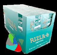 RIZLA ULTRA SLIM MENTOL FILTERS (150 PER BOX) (Pack Size: 20)