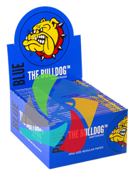 The Bulldog Kingsize Blue Paper x50 Booklets