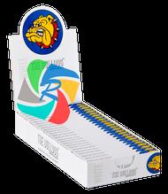 The Bulldog Regular White Paper x25 Booklets