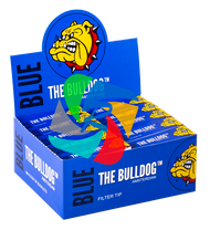 The Bulldog Filter Tip x50 Booklets