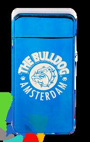 The Bulldog Plasma Lighter Blue Individual Lighters