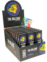 The Bulldog Kingsize 3 Cone x 30 Packs