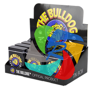 The Bulldog Tin Box  x12 Per Display
