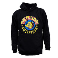 The Bulldog Hoody in Black