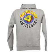The Bulldog Hoody in Grey - BUY 1 GET 1 HALF PRICE