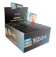 RIZLA PRECISION MICRO THIN KINGSIZE PAPERS & TIPS (Pack Size: 24)
