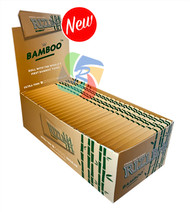 RIZLA BAMBOO ULTRA THIN REGULAR SIZE PAPERS (Pack Size: 50)