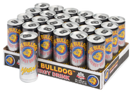The Bulldog ENERGY DRINKS 250ml Cans X 24
