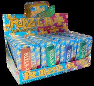 RIZLA HINGE TOBACCO/GIFT TINS & RIZLA REGULAR PAPERS(20 Pk)