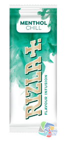 RIZLA FLAVOURING CARDS - MENTHOL (25 Pk)