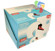 SWAN COOL MENTHOL CRUSH BALL CAPSULE TIPS - 120 TIPS PER PACK (X20)