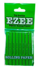 EZEE REGULAR GREEN PAPERS (8 BOOKLET MULTI PACK) X 100
