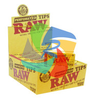 RAW WIDE TIPS (Pack Size: 50) (SKU: RW011)