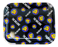 THE BULLDOG Metal Rolling Trays  - MULTI LOGO