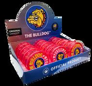 The Bulldog 60mm PINK Plastic 3 Part Grinder x12 individual