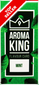 AROMA KING FLAVOUR CARDS - MINT (25 Pk)