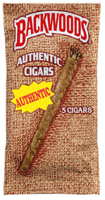 BACKWOODS Cigars (AUTHENTIC) taste of Mellow Sweet Smoke - 8 x 5 pk of Cigars