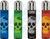 PRINTED CLIPPER LIGHTERS