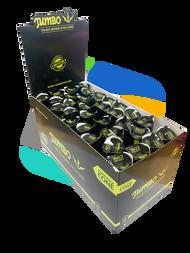 JUMBO Black Kingsize Cones 3 per pack x 32 packs