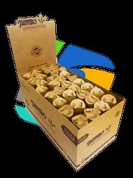 JUMBO BROWN Kingsize Cones 3 per pack x 32 packs