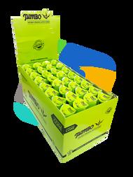 JUMBO GREEN Kingsize Cones 3 per pack x 32 packs