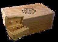 JESTA wooded Rolling Box (Medium)
