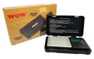 WOW Large Digital Scale with Shock Absorbing case - 1000 grams & increments of 0.1