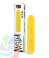 IVG BAR DISPOSABLE VAPE PODS (600 PUFFS) -EXOTIC MANGO  - 10PK