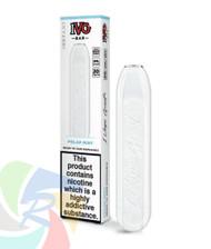 IVG BAR DISPOSABLE VAPE PODS (600 PUFFS) -POLAR MINT - 10PK