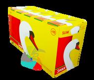 SWAN SLIMLINE FILTER TIPS 165 TIPS PER BOX *SPECIAL OFFER*