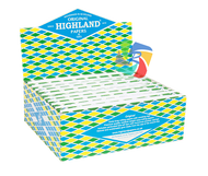 HIGHLAND DOUBLE DEC K/S Papers & Tips (Pack Size: 24) (SKU: HP003)