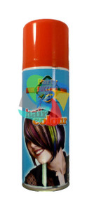 RED SOLID TEMPORARY HAIR COLOUR - 125ml  (Pack Size: 12) (SKU: HS001)