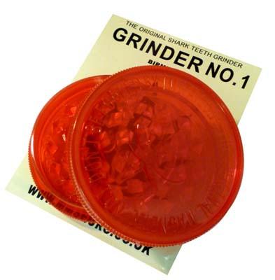 GRINDER NO1 SHARK TEETH