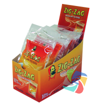ZIG-ZAG REGULAR FILTER TIPS 100 TIPS PER PACK (Pack Size: 10) (SKU: ZI004)