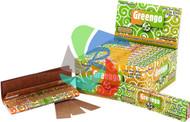 GREENGO KINGSIZE SLIM PAPERS & TIPS (24 PER BOX) (SKU: GP006)