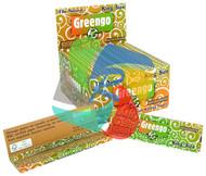 GREENGO KINGSIZE PAPERS (50 BOOKLETS PER BOX) (SKU: GP007)