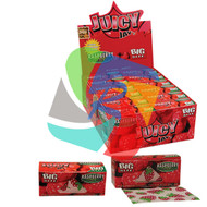 JUICY JAYS ROLLS RASPBERRY (Pack Size: 24 Rolls) (SKU: JR005)