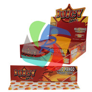 JUICY JAYS MELLOW MANGO FLAVOURED KINGSIZE PAPER (24 BOOKLETS PER BOX) (SKU: JK004)