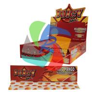JUICY JAYS MELLOW MANGO FLAVOURED KINGSIZE PAPER (24 BOOKLETS PER BOX) (SKU: JK004)