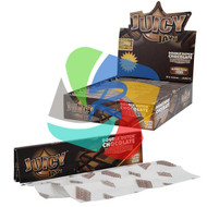 JUICY JAYS DOUBLE CHOCOLATE FLAVOURED KINGSIZE PAPER (24 BOOKLETS PER BOX) (SKU: JK014)